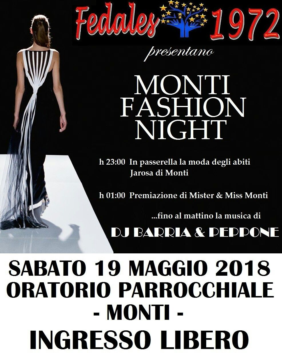 Monti fashion night