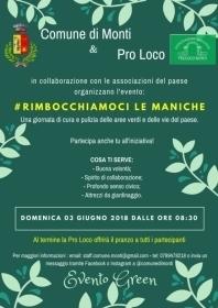 # RIMBOCCHIAMOCI LE MANICHE
