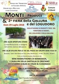 Monti Produce & Fiera della Gallura e del Logudoro